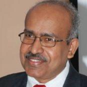 Dr T R Manoharan